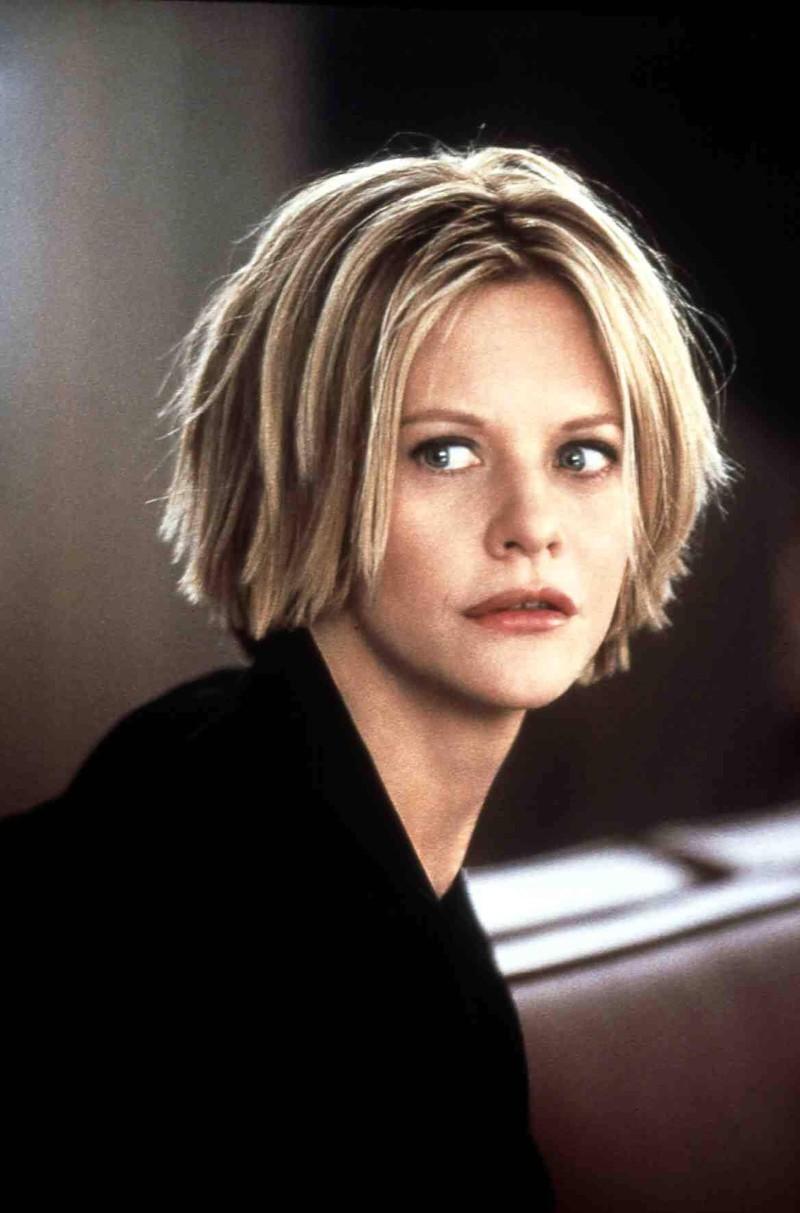Meg Ryan im Jahr 2000, als sie noch unoperiert war