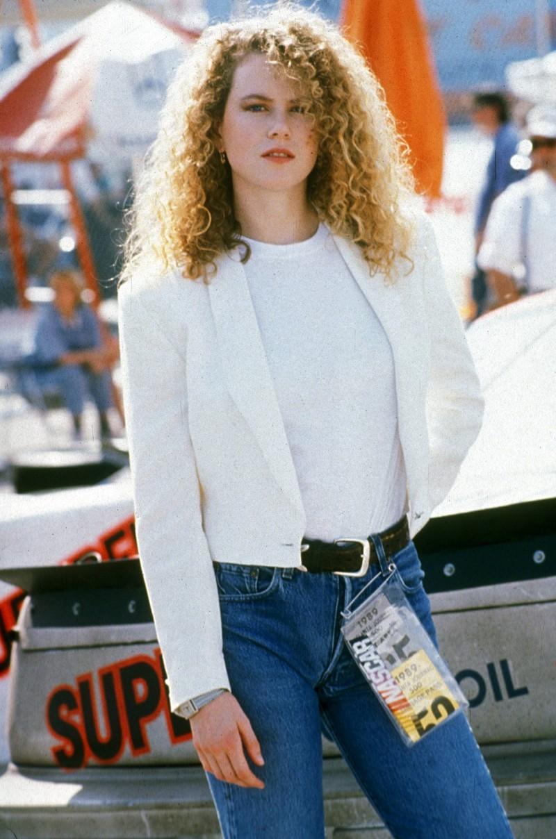 Nicole Kidman 1990 unoperiert