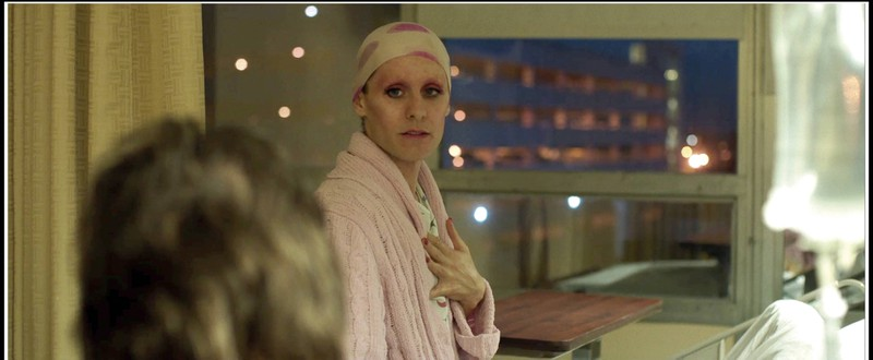 "Der an AIDS erkrankte ""Rayon"" alias Jared Leto in ""Dellas Buyers Club""."