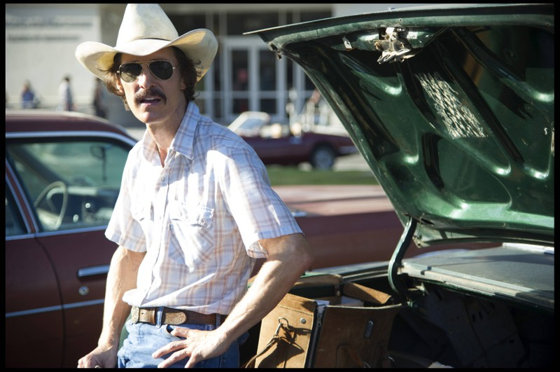 "Matthew McConaughey spielt ""Ron"" in ""Dallas Buyers Club""."