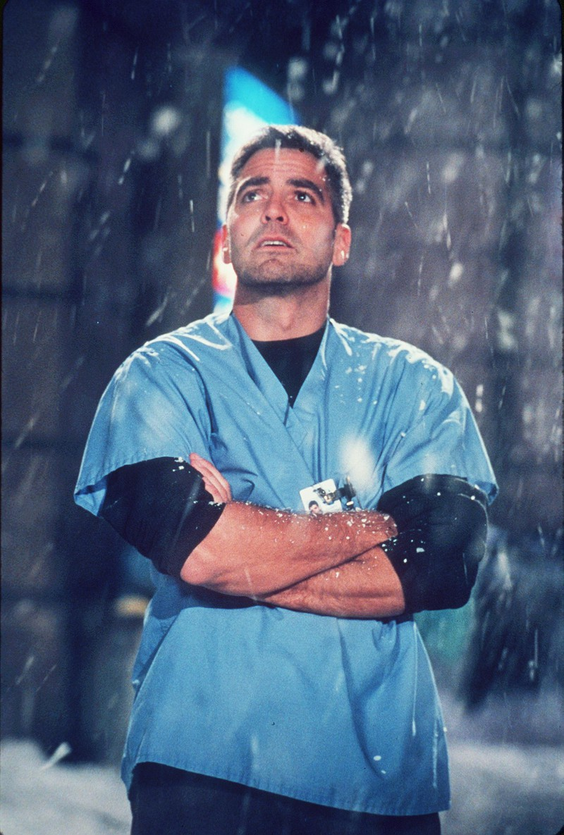 "George Clooney kennen wir aus der Serie ""Emergency Room""."