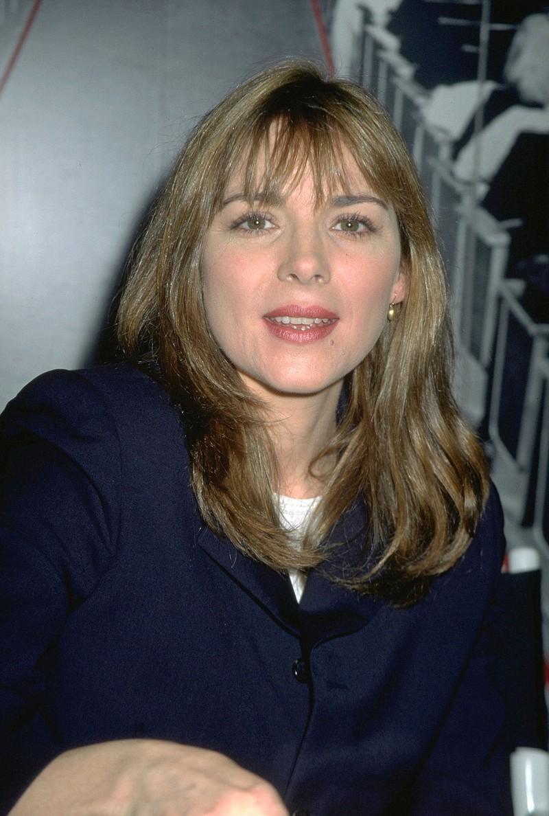 Kim Cattrall im Jahr 1999.