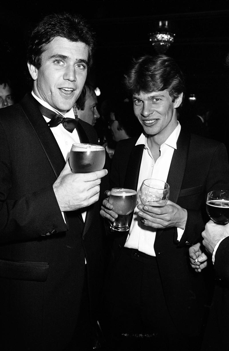 Mel Gibson sah im Jahr 1981 um einiges frischer aus als heute.