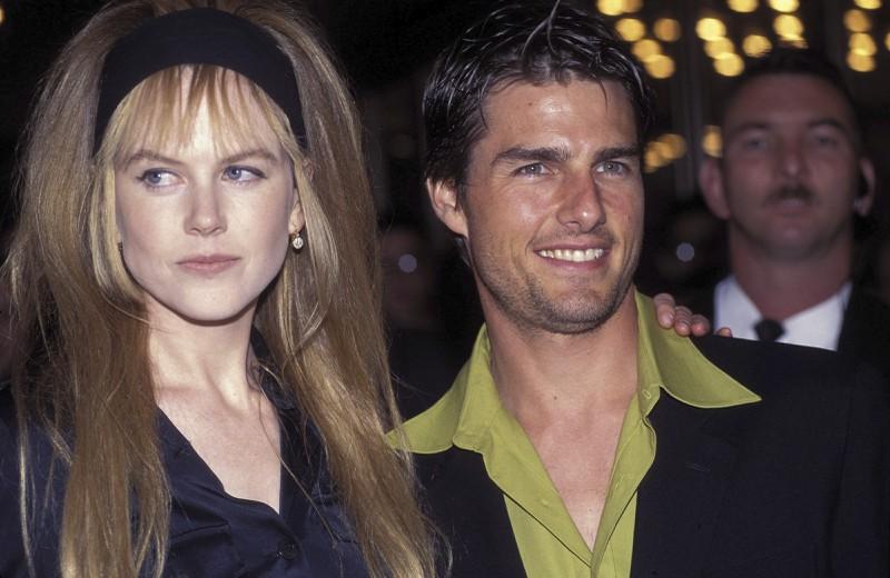Nicole Kidman und Tom Cruise waren eine Zeit lang verheiratet und haben sich von ihrem Erscheinungsbild ziemlich gewandelt.