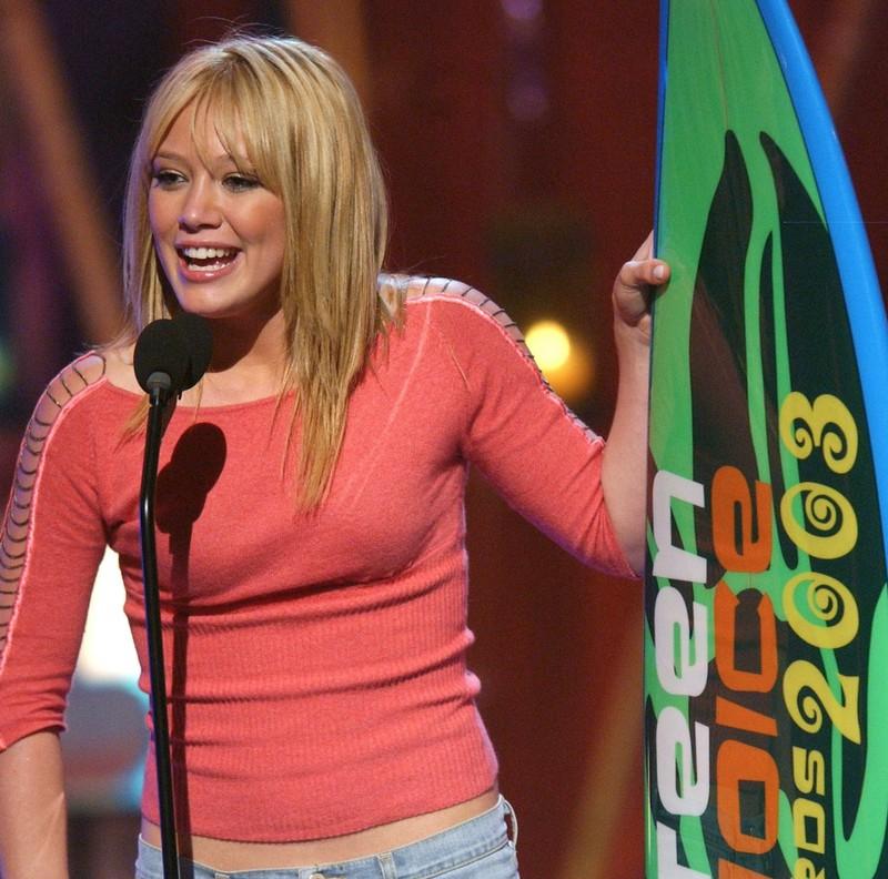Hilary Duff bei der Prämiere von Popstar auf Umwegen, den wir fast verdrängt hätten