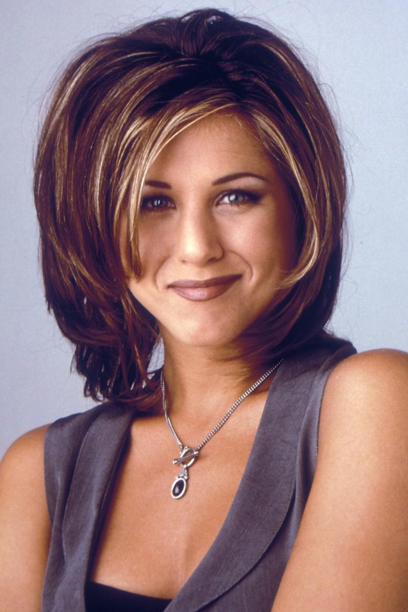 """Als """"Rachel Green"""" bezauberte Jennifer Aniston jahrelang in """"Friends"""" - wir werden ihren aufgeweckten Charakter nie vergessen."""
