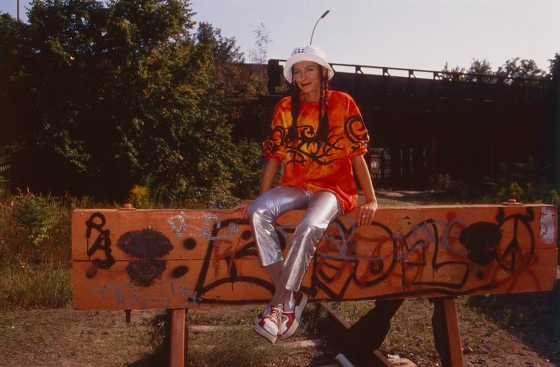 Die deutsch griechische DJane Marusha wurde zum 90er-Sternchen.