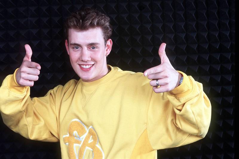 Oli P., ein Teenie-Idol aus den 90ern