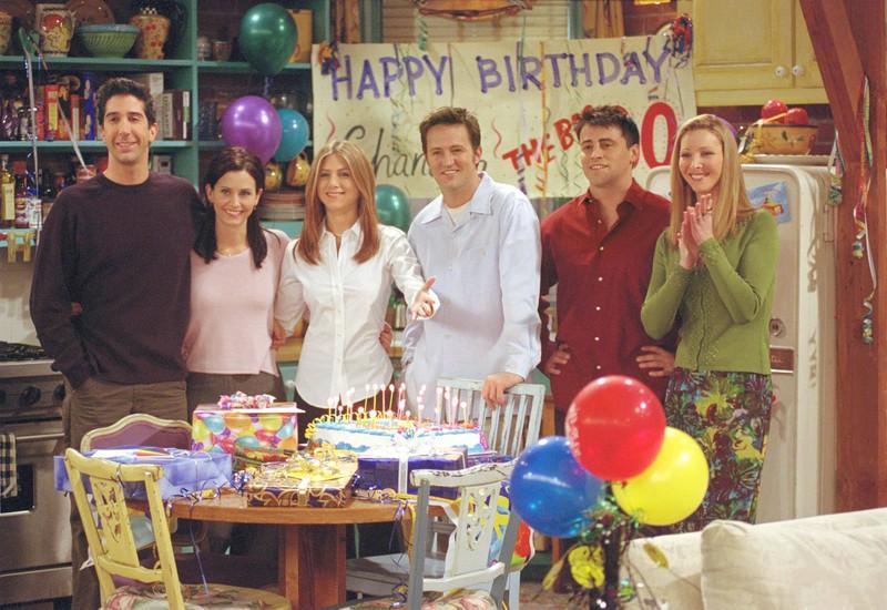 """""""Friends"""" lässt das Herz aller 90er-Kinder höher schlagen."""