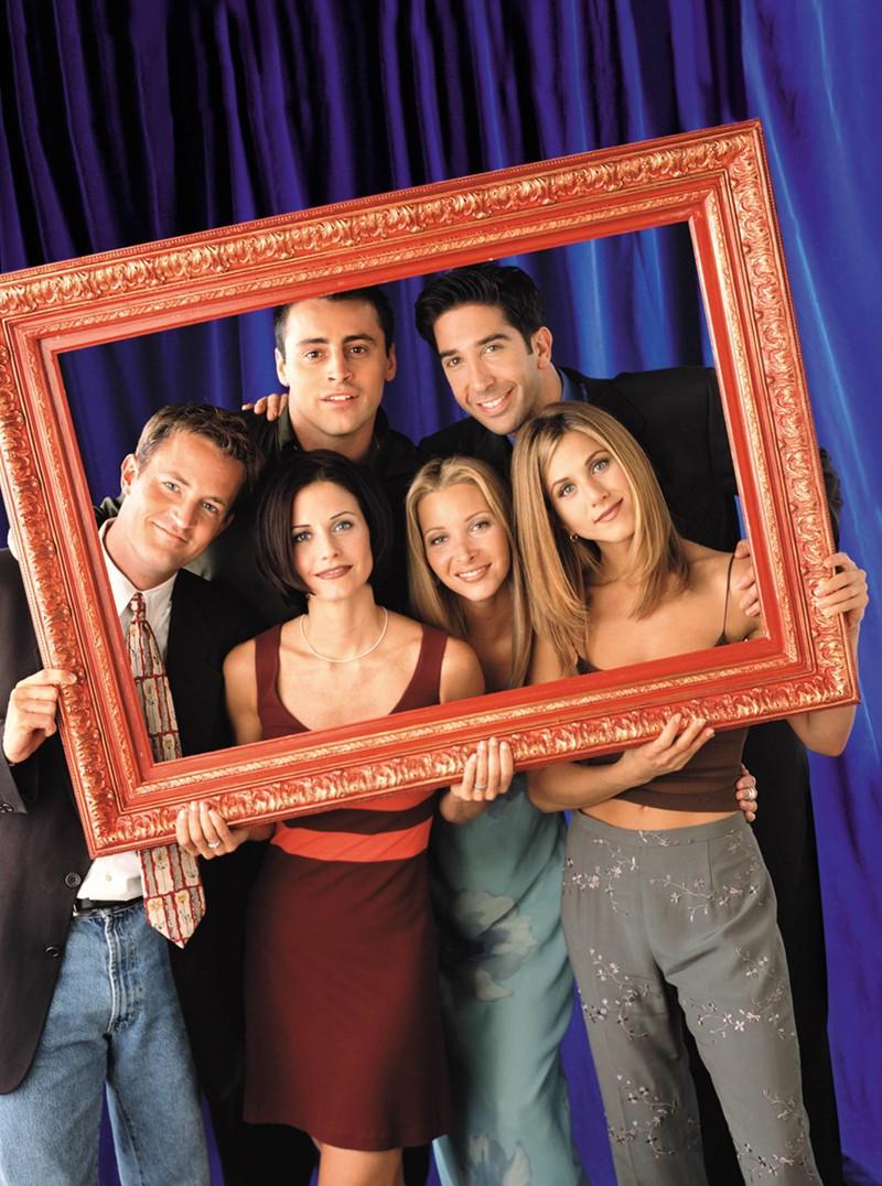 """Jennifer Aniston gab in einem Interview an, dass sie und ihre """"Friends""""-Kollegen an etwas arbeiten."""