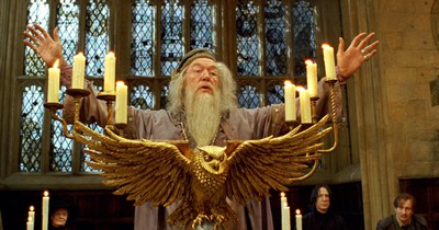 """""""Harry Potter"""": 10 Geheimnisse, die über Albus Dumbledore ans Licht kamen"""
