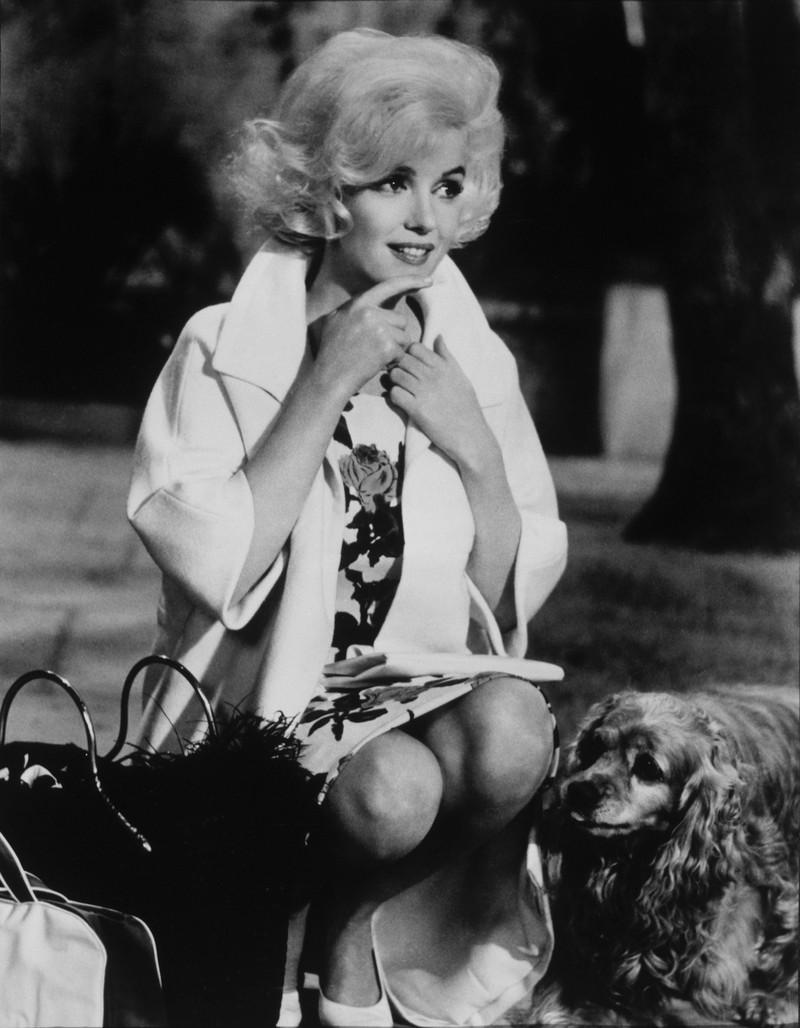 Die Film-Ikone Marilyn Monroe, die einige Geheimnisse mit ins Grab nahm