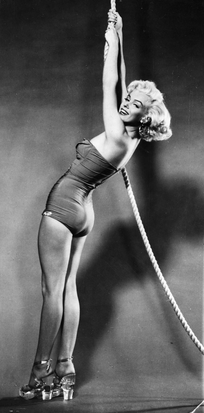 Die geheimnisvolle Marilyn Monroe