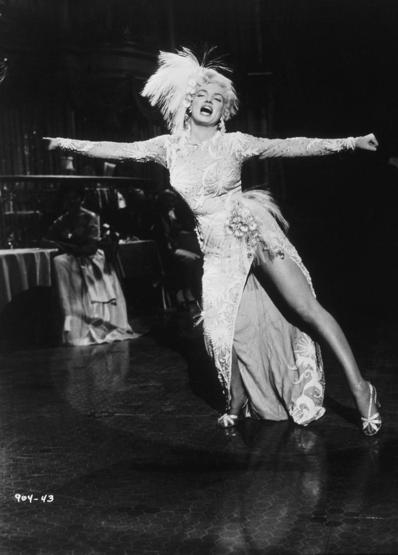 Marilyn Monroe, über die einige Dinge erst nach dem Tod bekannt wurden