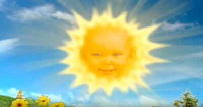 """""""Teletubbies"""": Wie sieht das Sonnenbaby wohl heute aus?"""