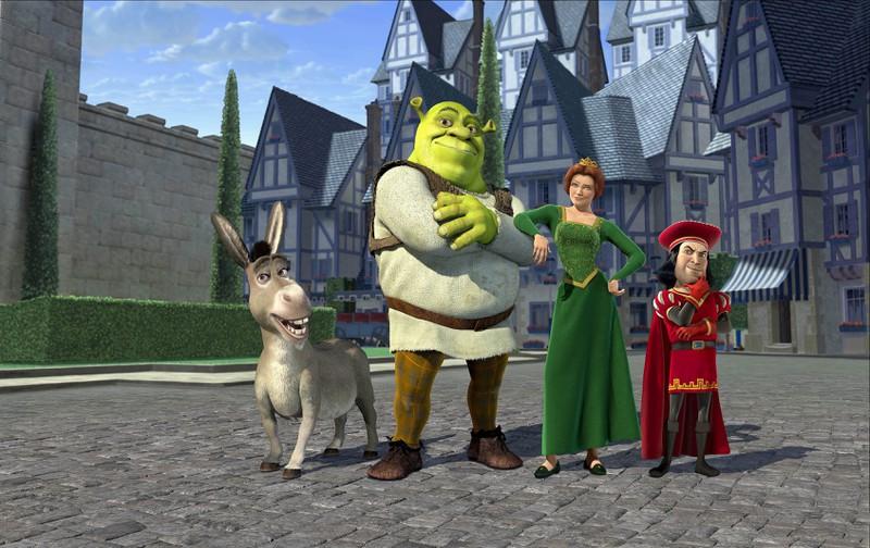 Shrek macht Witze über den kleinen Lord
