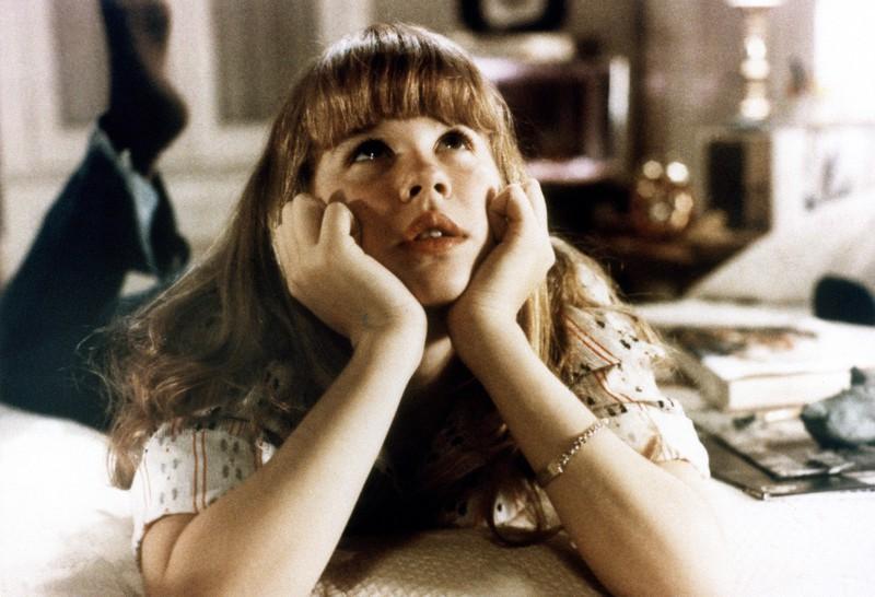 """Im Fim """"Der Exorzist"""" sorgte Linda Blair für viel Schrecken bei den Zuschauern."""