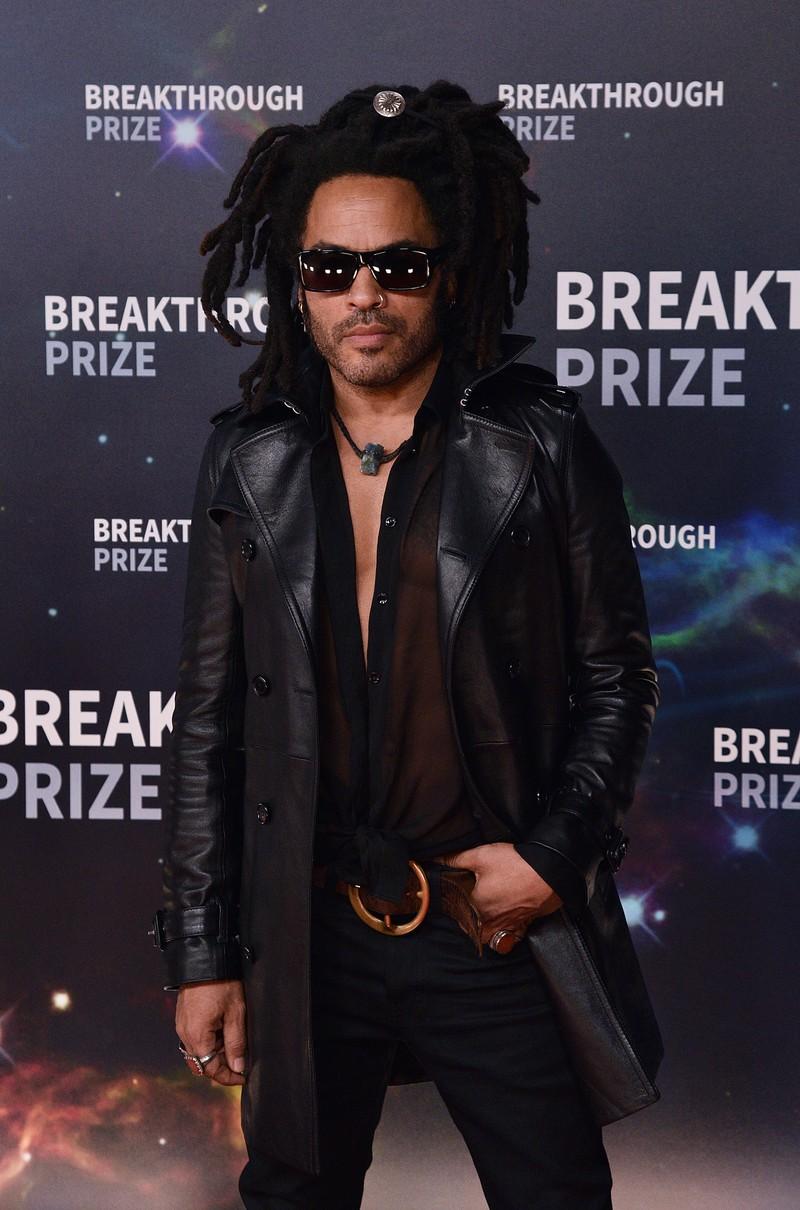 Lenny Kravitz auf einer Veranstaltung 2019