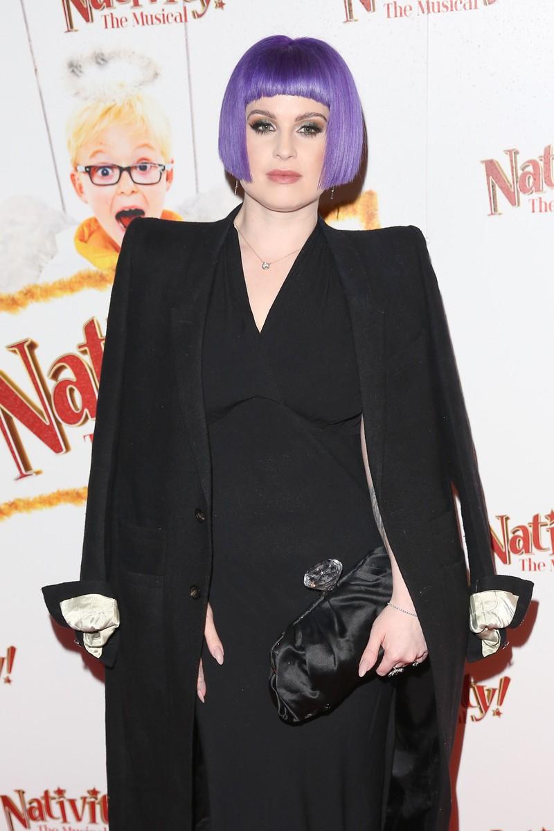 Damals war Kelly Osbourne noch unstylisch. Heute hat sie einen ganz anderen Look!