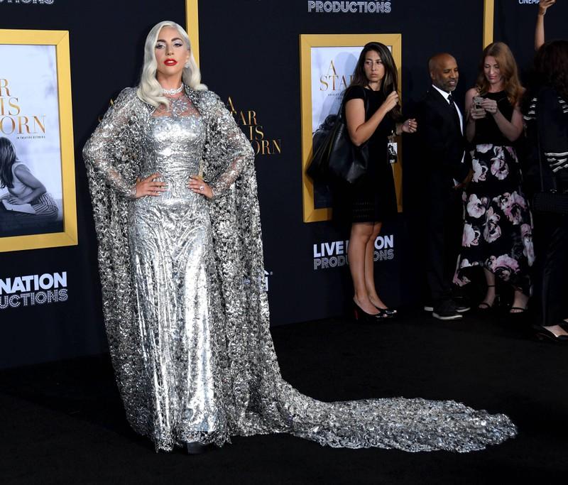 Lady Gaga sieht mittlerweile top aus.