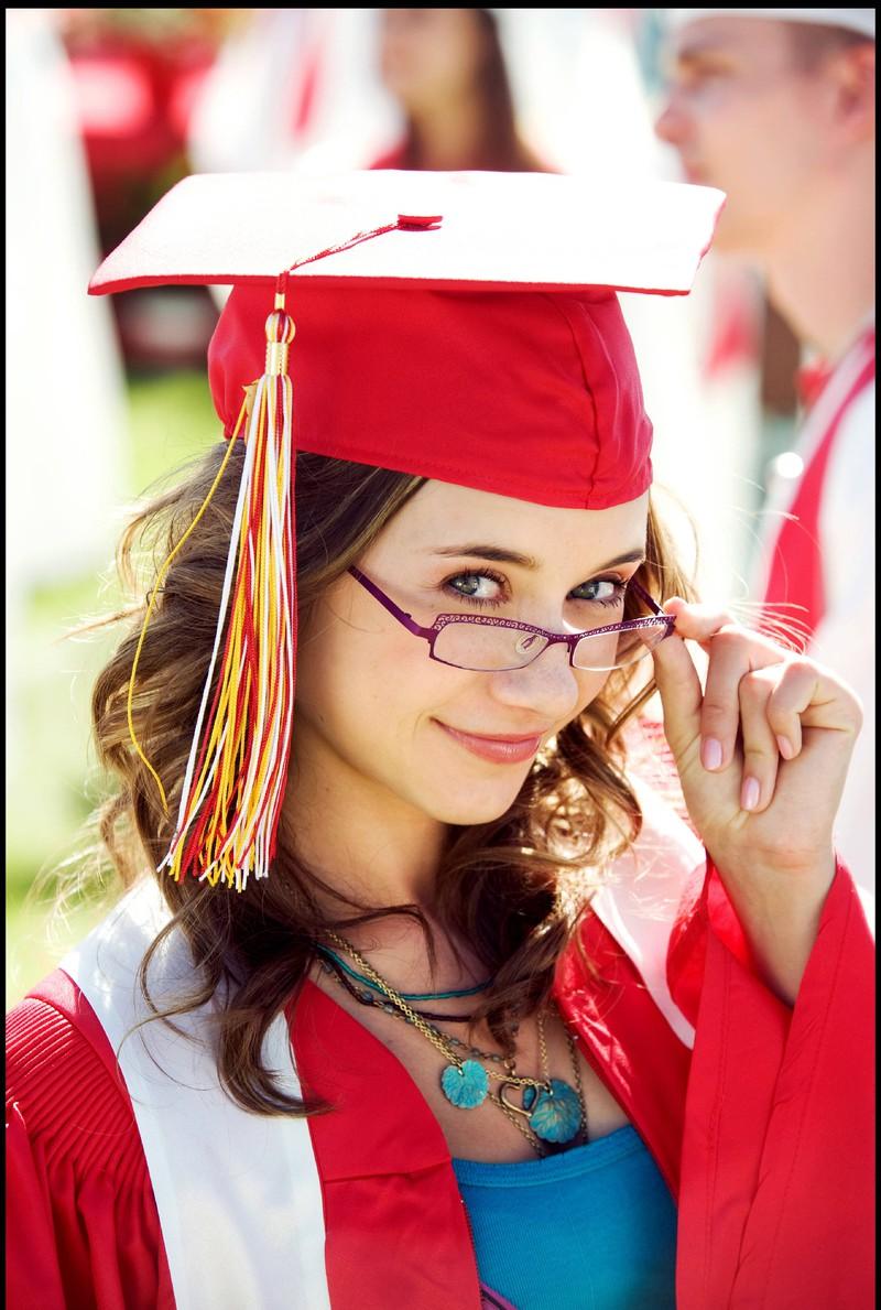 Früher sah Olesya Rulin in High School Musical sehr süß aus