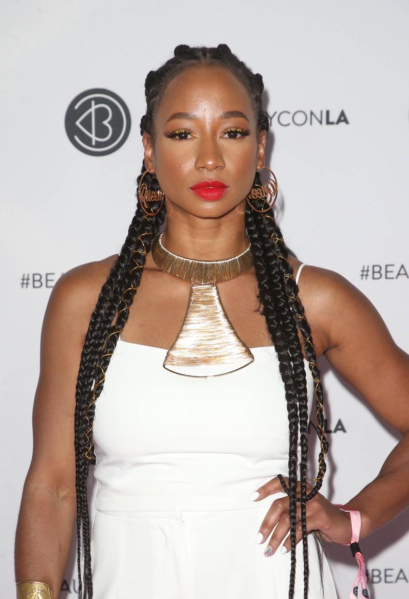 Monique Coleman sieht heutzutage ganz anders aus