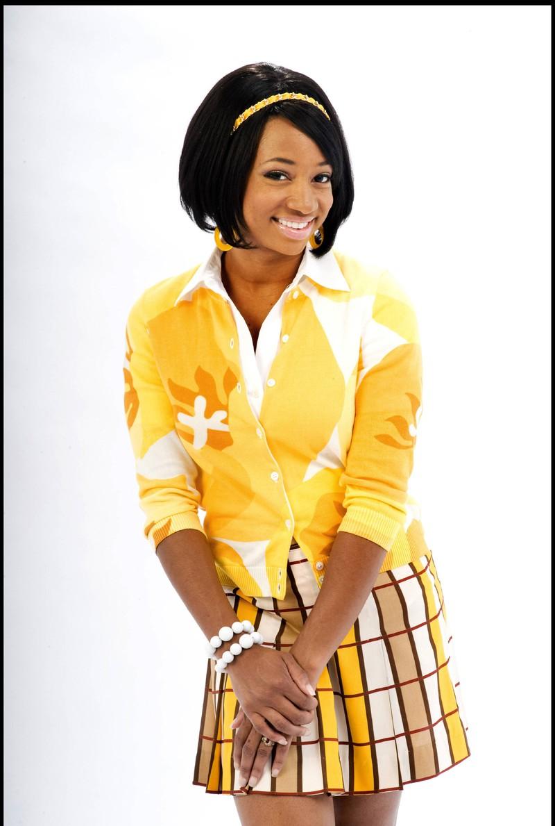So sah Monique Coleman zu Zeiten von High School Musical aus
