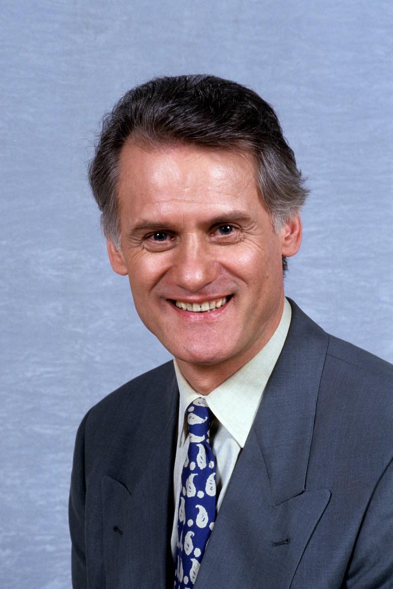 Frank-Thomas Mende spielte in der Soap GZSZ mit