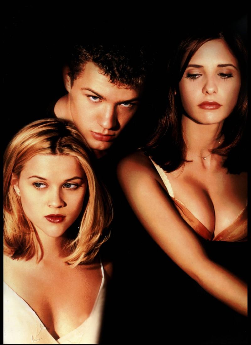 """Auf dem Bild sind alle drei Darsteller aus dem Film """"Eiskalte Engel"""", aber so sehen sie heute nicht mehr aus."""