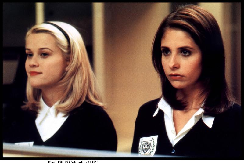 Reese Witherspoon damals in Eiskalte Engel.