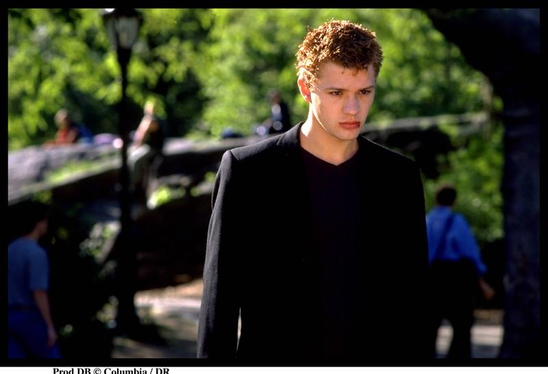 """Ryan Phillippe in der Rolle des """"Sebastian Valmont"""" im Film Eiskalte Engel."""