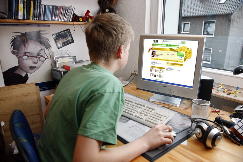 2010 hat man sich noch über ICQ verständigt, heute ist es out.
