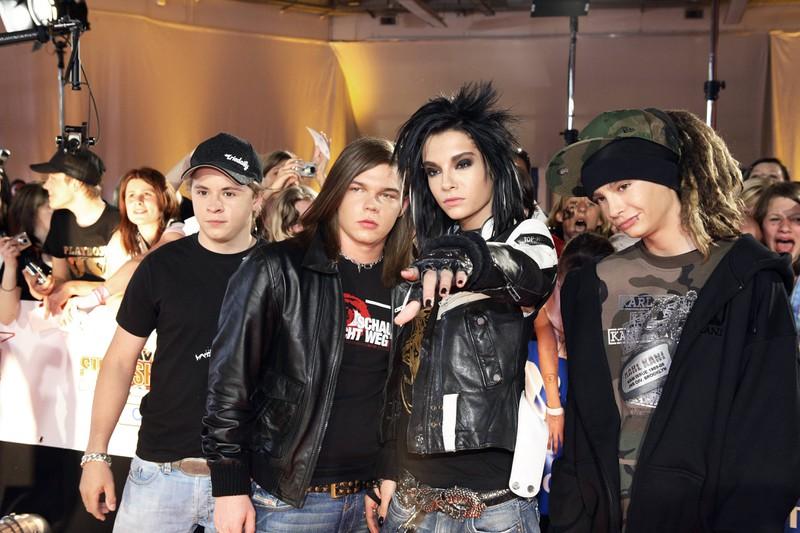 Tokio Hotel war auch in den 2010ern noch nicht out.