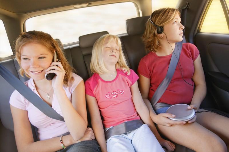 Im Auto lag in den 2010er Jahren immer eine CD-Tasche mit den Lieblings-CDs.