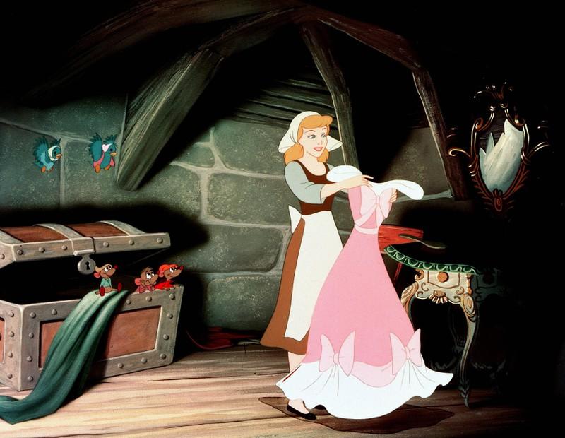 """Der Songtext zum Disney-Film """"Cinderella"""" ist sehr bekannt."""