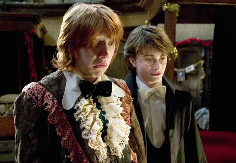 """Ein richtiger """"Harry Potter""""-Fan weiß, wer Harrys Namen in den Feuerkelch warf."""
