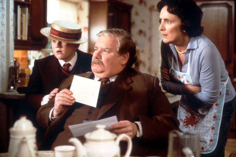 Fans wissen, dass die Dursleys Harry erzählt haben, dass seine Eltern bei einem Autounfall gestorben sind.