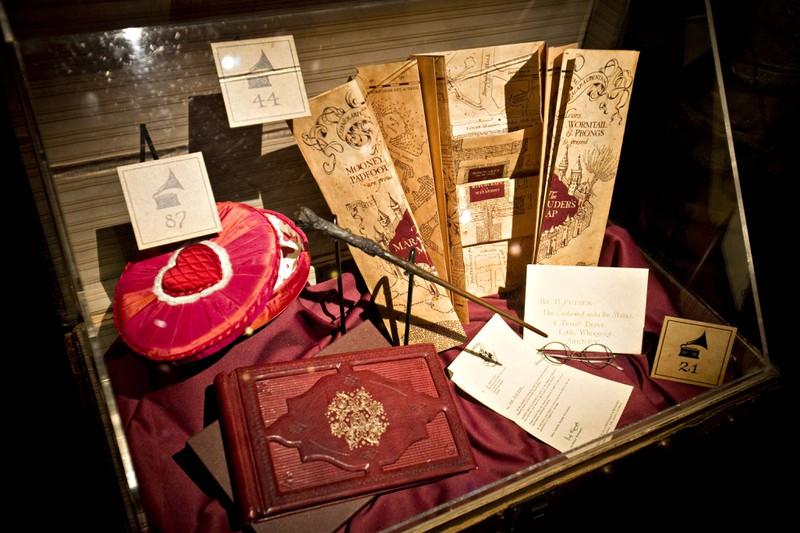 Nur wer wirklich ein Fan von Harry Potter ist, weiß, woher die Karte des Rumtreibers kommt.