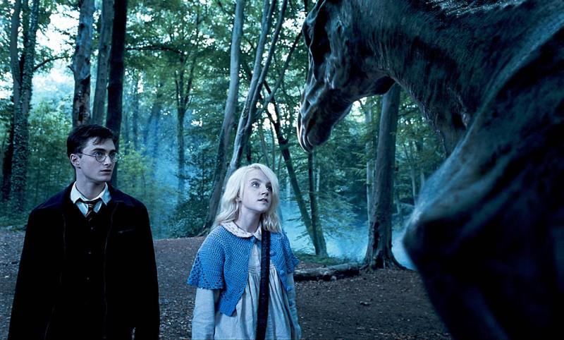 Richtige Harry Potter Liebhaber wissen, welches Symbol das Haus Ravenclaw trägt.