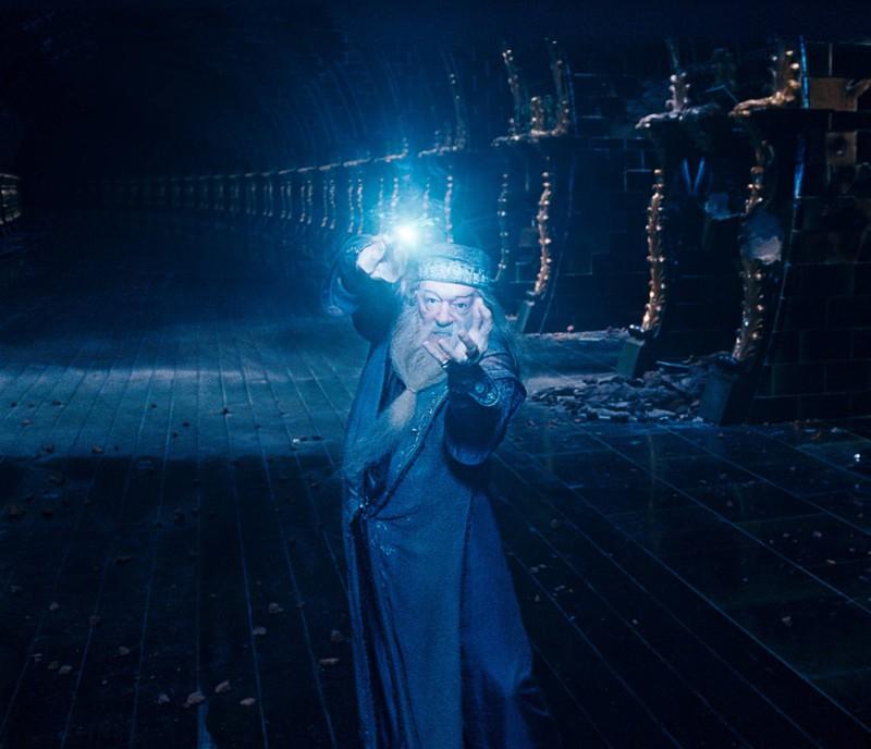 """Waschechte """"Harry Potter""""-Fans kennen Dumbledores vollen Namen."""