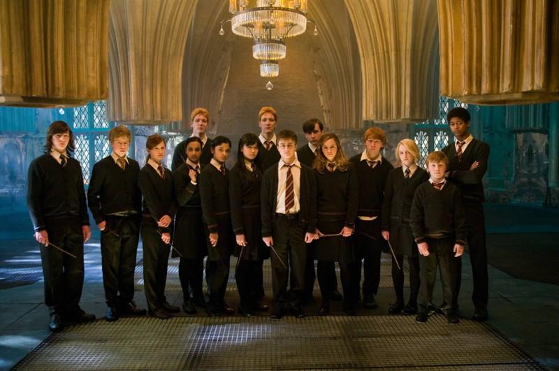 """Wer """"Harry Potter"""" wirklich liebt, weiß, wer den Orden des Phönix gegründet hat."""