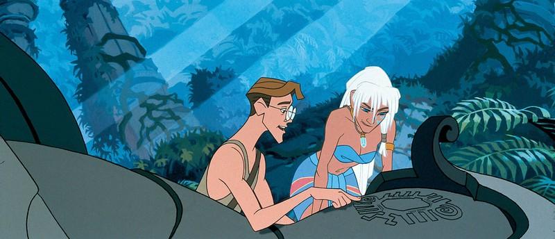 """Der Film """"Atlantis"""" mutet den Zuschauern dramatische Szenen zu."""