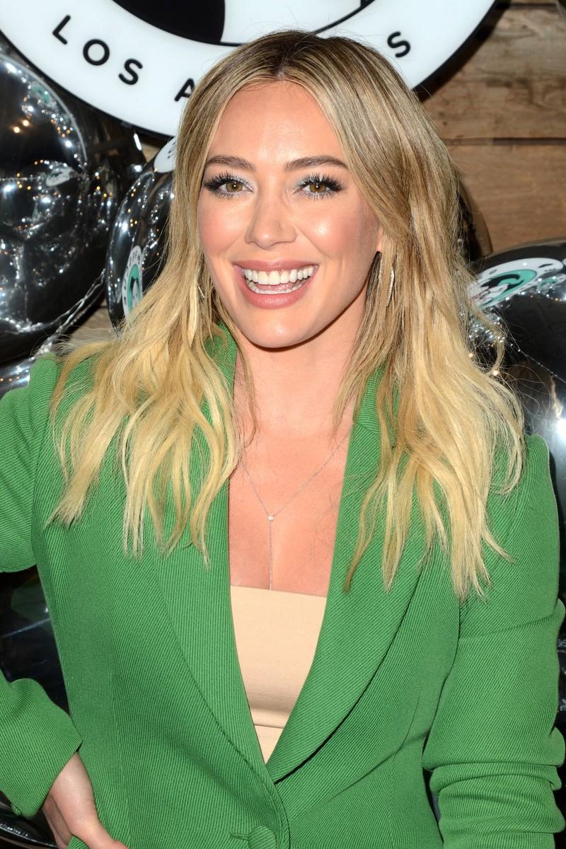 Throwback: Erkennst du die Stars auf den alten Bildern von früher? Hilary Duff 2019, heute