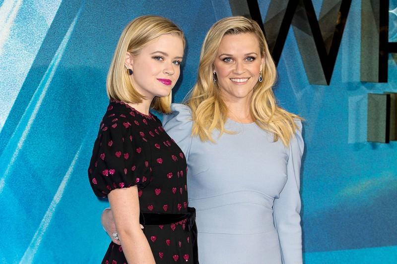 Throwback: Erkennst du die Stars auf den alten Bildern von früher? Reese Witherspoon und ihre Tochter Ava Phillippe