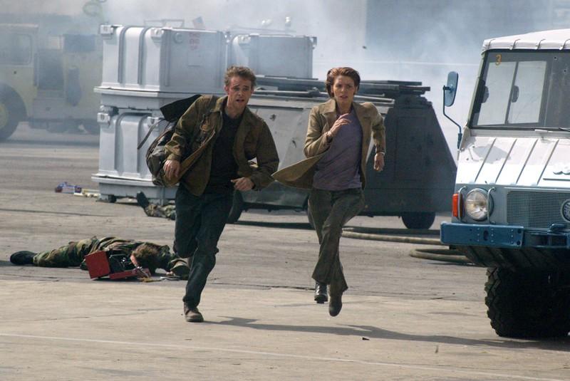 Im Terminator war der Filmfehler mit der Nummer sehr peinlich.