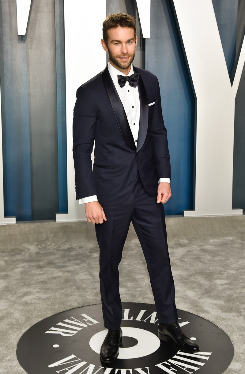 Chace Crawford heute: Auf der Vanity Fair Oscar Party 2020