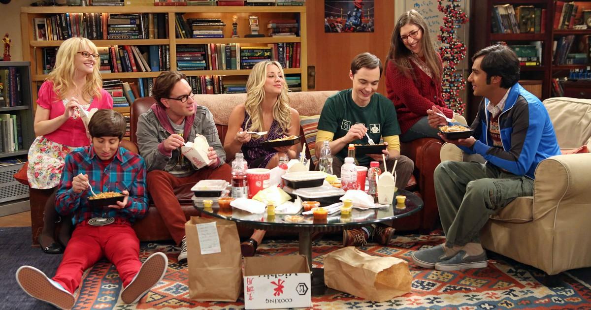 Big Bang Theory Darsteller Privat