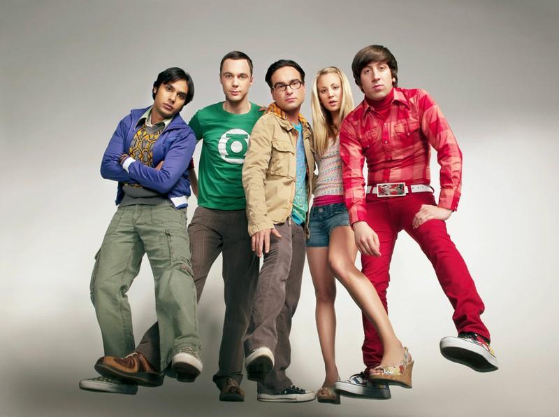 The Big Bang Theory startete 2007.