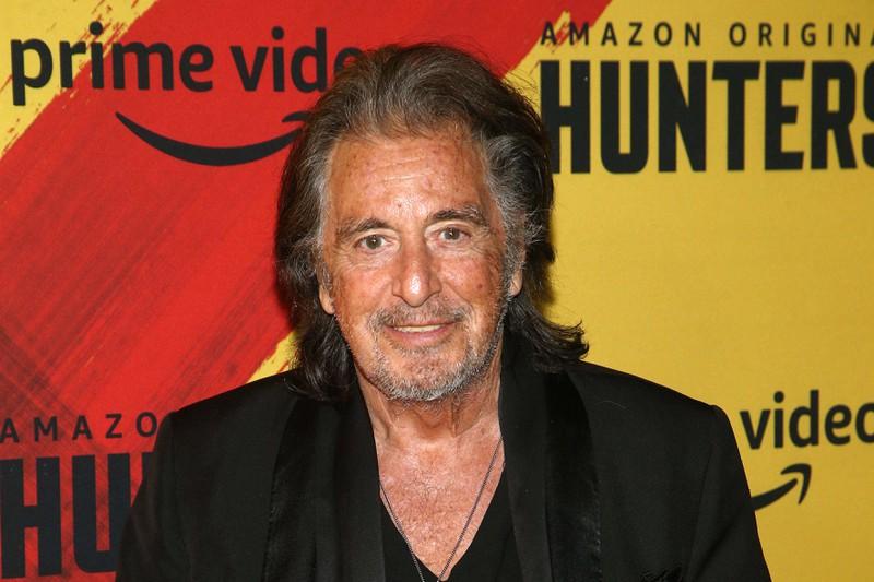 Der Schauspieler Al Pacino hat sich verändert über die Jahre und vor allem seit seiner ersten Filmrolle.