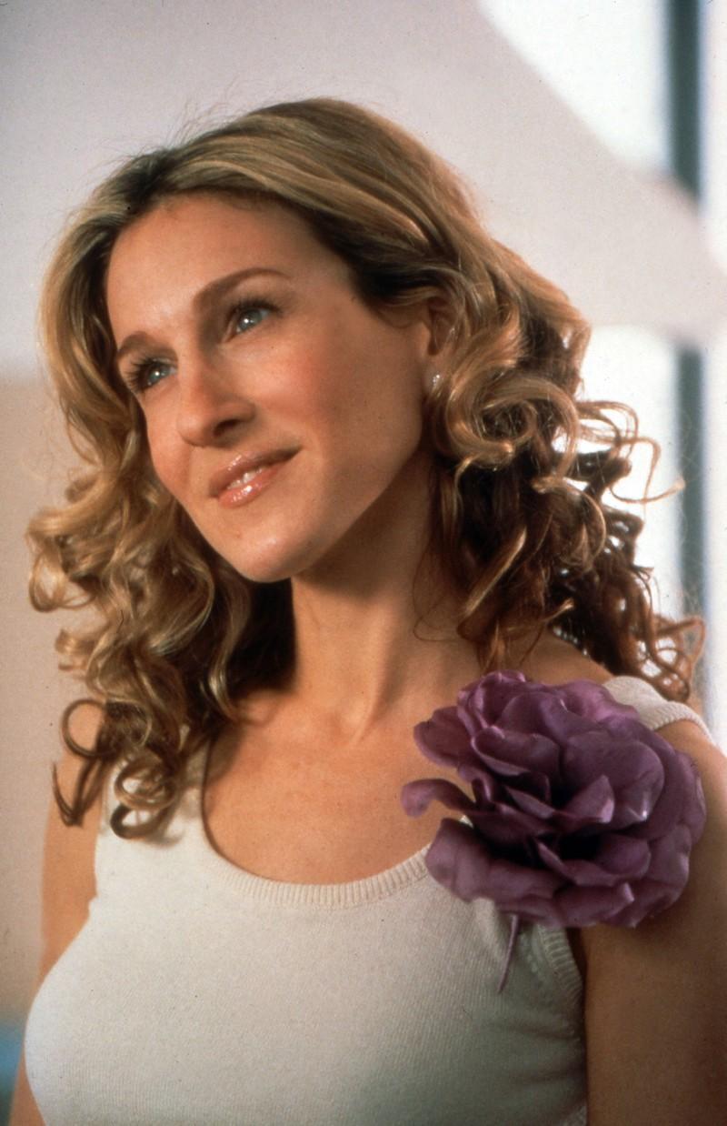 """In den 90er Jahren spielte die junge Schauspielerin in der Serie """"Sex and the City"""" mit und steigerte dadurch ihre Bekanntheit."""